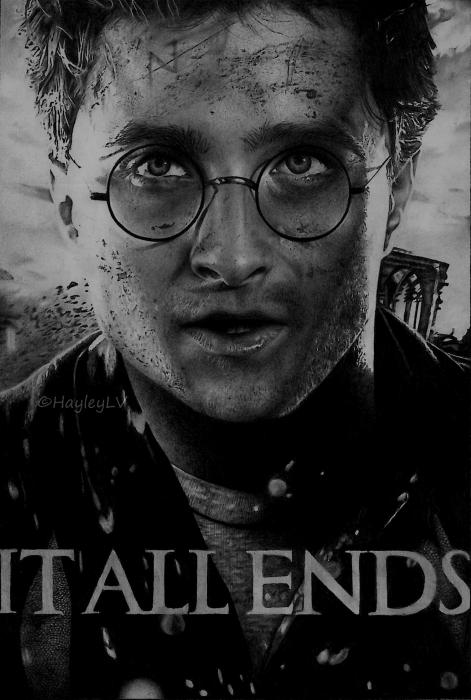 Daniel Radcliffe por HayleyLV